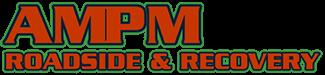 AMPM Roadside & Recovery Logo